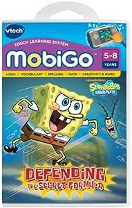 VTech - MobiGo Software - SpongeBob SquarePants