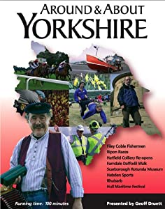 Around & About Yorkshire Issue 4 [DVD]