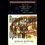 Reminiscences of a Stock Operator | Edwin Lefevre