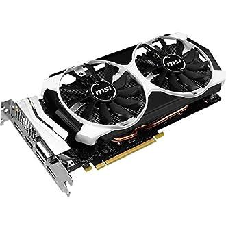 MSI社製 NVIDIA GeForce GTX960搭載ビデオカード(オーバークロック) GTX960 2GD5T OC