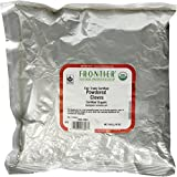 Frontier Herbs Spices and Seasonings Cloves Powder Organic Fair Trade Certified - 16 Oz