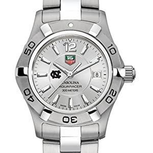 UNC TAG Heuer Watch - Ladies Steel Aquaracer Watch at M.LaHart by TAG Heuer