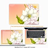 MATTE Protective Decal Skin Sticker (Matte Finish) for Macbook Pro 13 (release 2009) with 13.3 in screen case cover 2i_MAT- Mcbkpro13-592