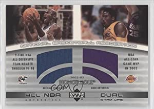 Michael Jordan, Kobe Bryant Los Angeles Lakers, Washington Wizards (Basketball Card)... by Upper Deck Honor Roll