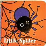 Little Spider Finger Puppet Book (Finger Puppet Brd Bks)
