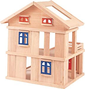 Wooden Dollhouse Plan Toys