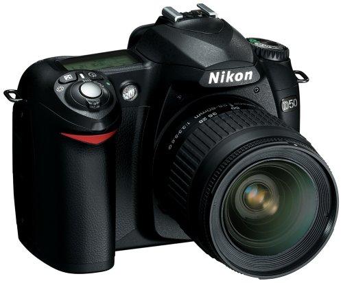 Nikon D50 (with 28-80mm Lens)