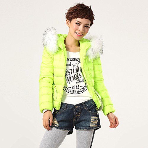 WJP donne ultra leggero rivestimento Packable gi? Outwear tampone piumino W-1835