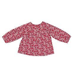 Jacadi Paris Blouse (Red Multicolored)
