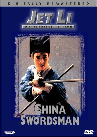Jet Li - China Swordsman