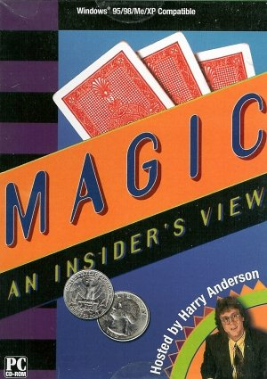 Magic An Insiders View (PC CD)