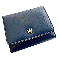 Mixeshop women's lovely wallet blue