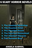 6 SCARY HORROR NOVELS: The Haunted Bookshop, The Haunted Hotel, The Haunted House, The Haunted Homestead, The Haunted Pajamas, The Haunted Mine