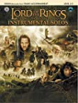 Lord of the Rings, The (violin/CD) --...