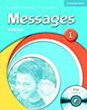 img - for Messages 1 Workbook with Audio CD book / textbook / text book