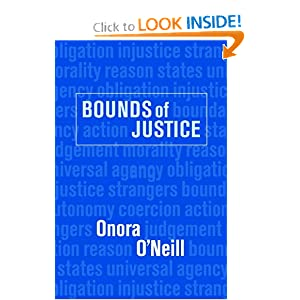 Bounds of Justice Onora O'Neill