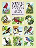 img - for State Birds Stickers and Seals: 50 Full-Color Pressure-Sensitive Designs book / textbook / text book
