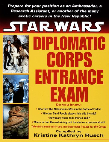 Diplomatic Corps Entrance Exam (Star Wars) PDF