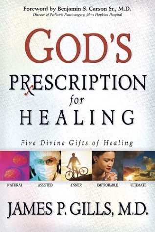 God's Prescription for Healing