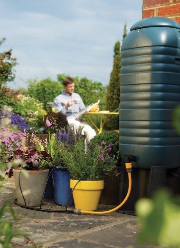 Hozelock 2816 kit di irrigazione per vasi da giardino for Kit irrigazione automatica