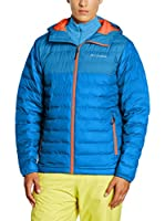 Columbia Chaqueta Powder Lite Hooded (Azul)