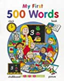 img - for My First 500 Words (Early learning) book / textbook / text book