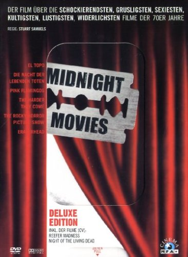 Midnight Movies (OmU) [Deluxe Edition] [3 DVDs] [Deluxe Edition]