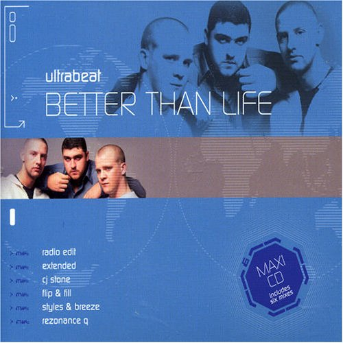 Ultrabeat - Better than Life (DJ Lhasa Rem - Zortam Music