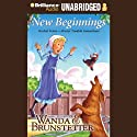 New Beginnings: Always Trouble Somewhere Series, Book 4 Audiobook by Wanda E. Brunstetter Narrated by Ellen Grafton