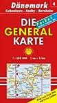 Generalkarte D�nemark 4. Koebenhavn,...