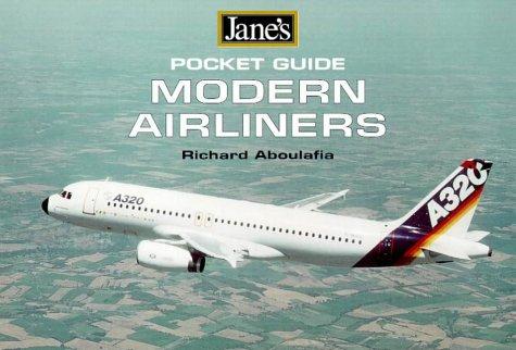 Modern Airliners (Jane's Pocket Guide) (Jane's Pocket Guides)