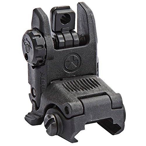 Magpul MBUS Rear Flip Sight, Gen 2, Black (Backup Iron Sights compare prices)