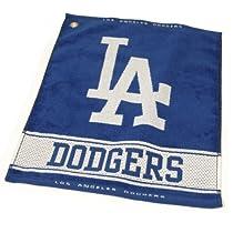 MLB Los Angeles Dodgers Woven Towel, Blue