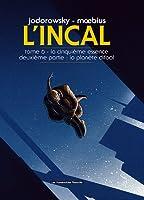 L'Incal, Tome 6 : La cinquième essence : Deuxième partie : La planète Difool