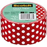 Scotch Duct Tape, Dottie, 1.88-Inch by 10-Yard