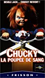 echange, troc Chucky, la poupée de sang [VHS]