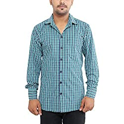 Oshano Men's Cosy Cotton Shirt