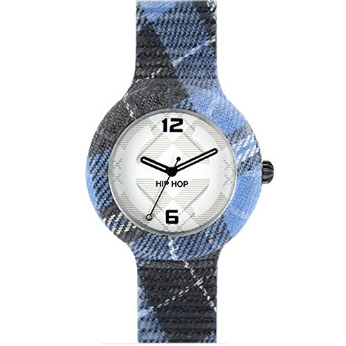 GENUINE BREIL HIP HOP Watch Tartan Unisex - HWU0378