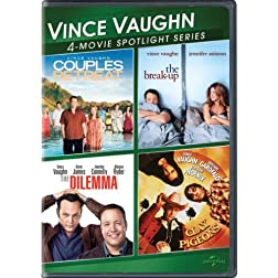 Vince Vaughn 4-Movie Spotlight Series