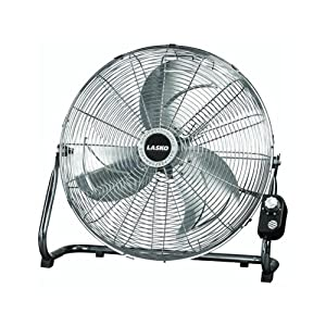 "Lasko 2250QM 20"" Max Performance High Velocity Floor Fan"