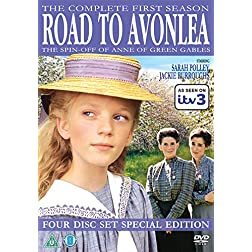 Road To Avonlea - The Complete First Series - 4 Disc Special Edition