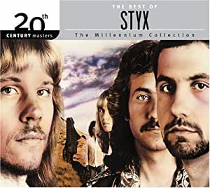 20th Century Masters - The Millennium Collection: The Best of Styx (Eco-Friendly Packaging)