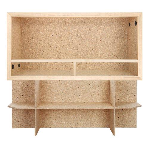 Repiterra Holz Terrarium Holzterrarium mit Unterschrank 120x60x60 Seitenbelüftung und Zierleisten
