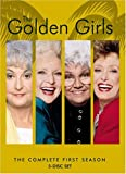 The Golden Girls: Season 1 (DVD)