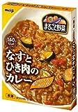 まるごと野菜なすとひき肉のカレー 170gx6個