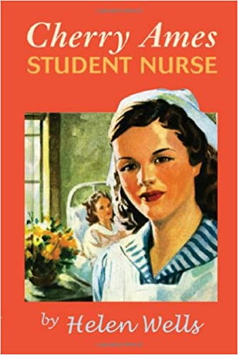 Cherry Ames Student Nurse book cover