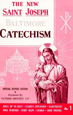 Saint Joseph Baltimore Catechism (No. 1) (St. Joseph Catecisms)