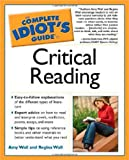 Image of The Complete Idiot's Guide to Critical Reading