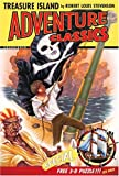Treasure Island Adventure Classic (Adventure Classics) (0060728027) by Robert Louis Stevenson
