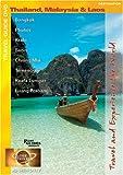 Globe Trekker: Thailand, Malaysia & Laos [Import]